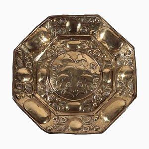 Elemosiniere in bronzo