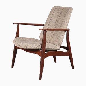 Easy Chair by Louis Van Teeffelen for WéBé, Netherlands, 1950s