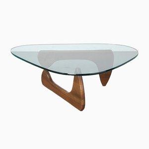 Noguchi Coffee Table in Walnut by Isamu Noguchi for Vitra