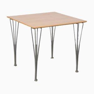 Span Leg Table by Piet Hein for Fritz Hansen