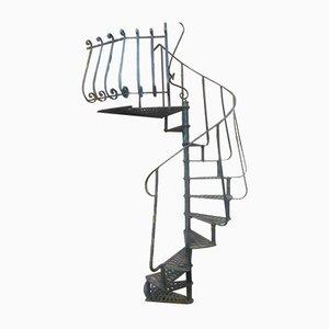 Escalier en Spirale en Fer