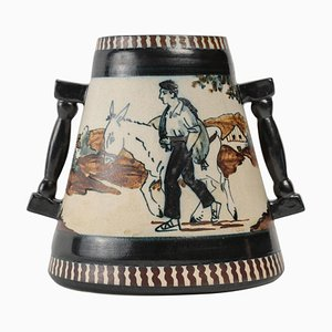 Ceramic Vase by Berné