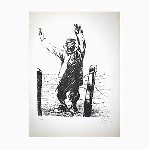 Pietro Morando, Surrender, Original Lithograph, 1950s