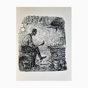 Königspest und andere Geschichten, Buch Illustriert von Alfred Kubin, 1911