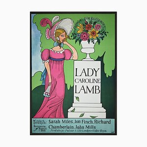 Unknown, Lady Caroline Lamb, Vintage Poster, 1974
