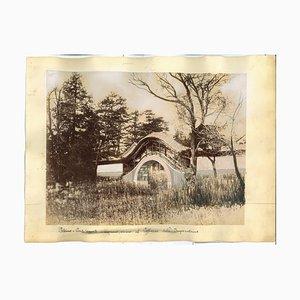 Ancient Views of Beijing, Original Albumen Print, 1880s or 1890s