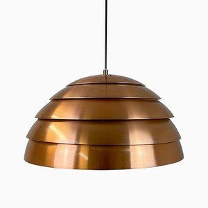T325 / 450 Kupfer Deckenlampe von Hans-Agne Jakobsson, 1960er