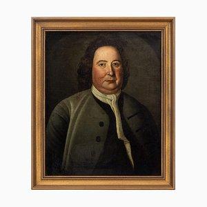 Portrait d'un Gentilhomme, Ecole d'Allemand, 18ème Siècle