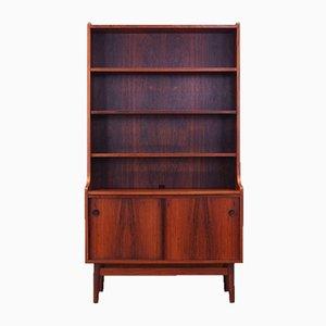 Rosewood Bookcase by Johannes Sorth for Bornholm Møbelfabrik, Denmark, 1960s