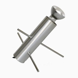 Vintage R-60 Cricket Table Lamp by Otto Wach for Raak, 1960s