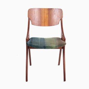 Stühle von Arne Hovmand Olsen für Mogens Kold, 1960er, 4er Set