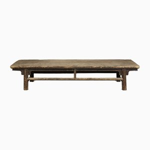 Table Basse en Orme