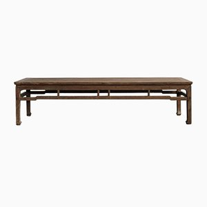 Big Antique Chinese Elm Daybed
