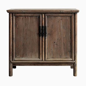 Elm Cabinet with Round Corners