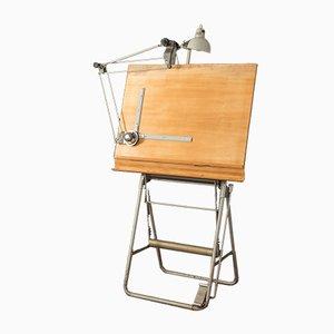 Drawing Table from Kuhlmann / Nestler, 1950s