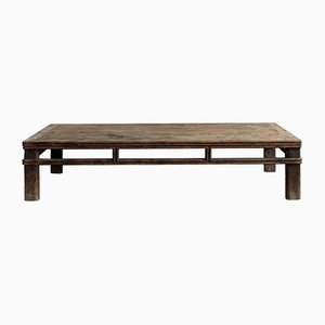 Big Chinese Daybed Table