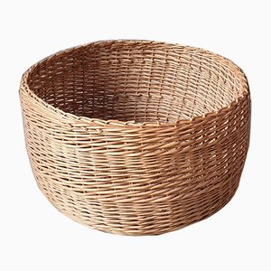 Bohemian Style Wicker Basket