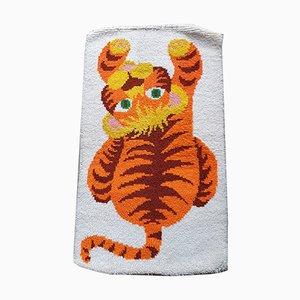 Vintage Tiger Rug