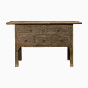 Elm 5-Drawer Chest of Drawers