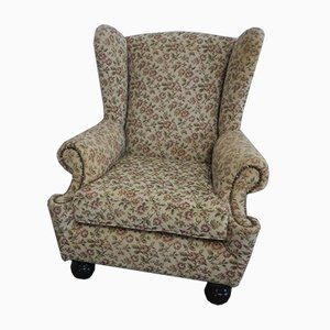 Armchair in Fabric, 1950s