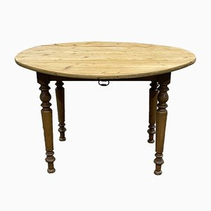 Round Table in Fir, 1900s