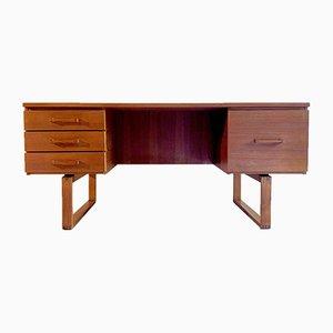 Desk by Henning Jensen & Torben Valeur for Dyrlund