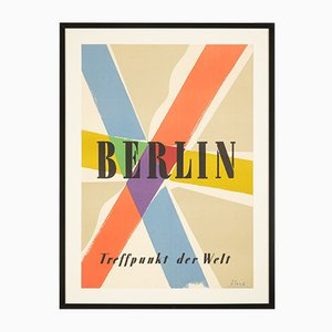 Stampa di Meeting Point of the World a Berlino