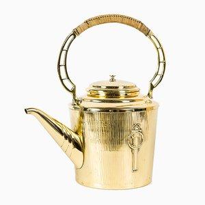 Art Deco Teapot by Argentor, Vienna, 1920s
