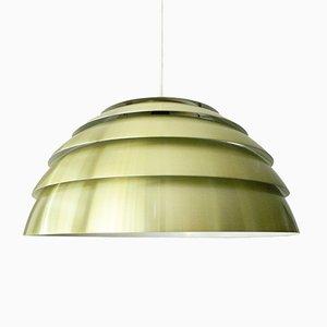 Vintage Domed T 325 Pendant Lamp by Hans-Agne Jakobsson, 1960s