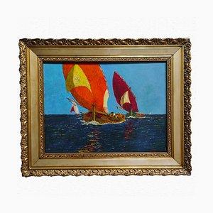 Seascape Gemälde von Barison