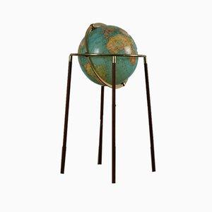 Globe with Palisander Feet, 1960s