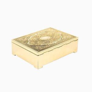 Art Deco Jewelry Box, Vienna, 1920s