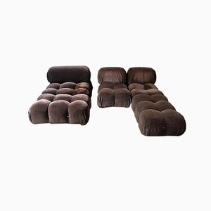 Camaleonda Sofa Set von Mario Bellini für B & B Italia, 1970, 5er Set