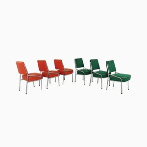 Dining Chairs, Set of 6