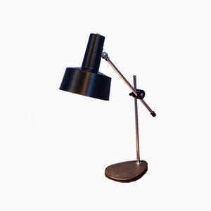 Dutch Desk Lamp by J. J. Hoogervorst for Anvia, 1960s