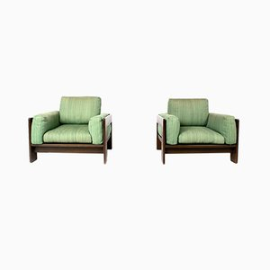 Bastiano Lounge Chairs by Tobia & Afra Scarpa for Gavina, Italy, 1970s, Set of 2
