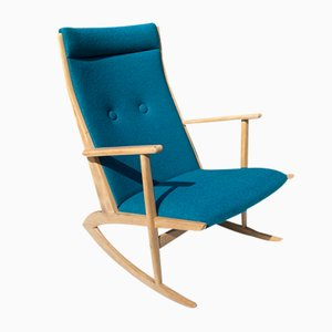 Armchair by Holger Georg Jensen for Kubus, Denmark, 1950s
