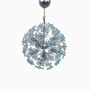 Vintage Spherical Chandelier