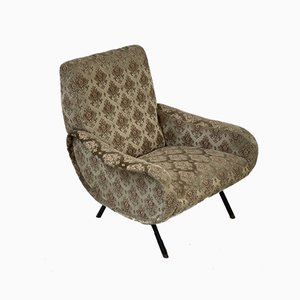 Lady Stuhl von Marco Zanuso für Arflex, Italien, 1950er