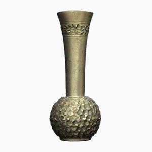 Signierte Vase von Ole Aas Trondheim