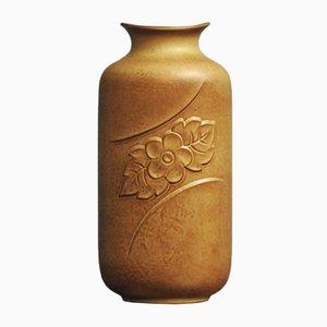 Large West German Art Pottery Floor Vase