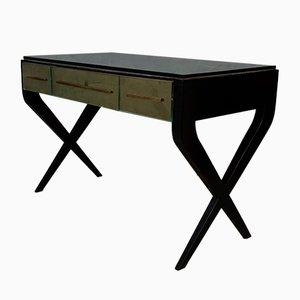 Italian Desk in the Style of Gio Ponti, 1950s