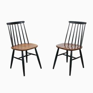 Fanett Esszimmerstühle von Ilmari Tapiovaara für Stol Kamnik, 2er Set