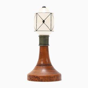 Lampe de Bureau Art Nouveau Arts & Crafts, 1900s
