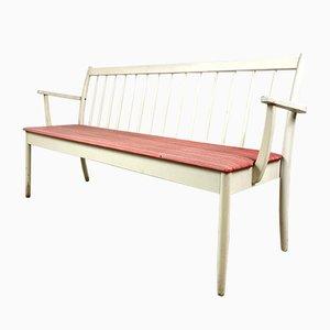 Wooden Sofa from Edsby Verken, Sweden, 1960s
