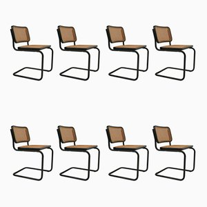 Vintage Chairs, 1980s, Set of 8