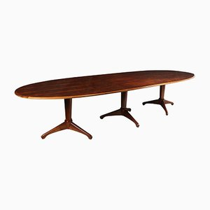 Mid-Century Dining Table by Andrew J Milne, 1954