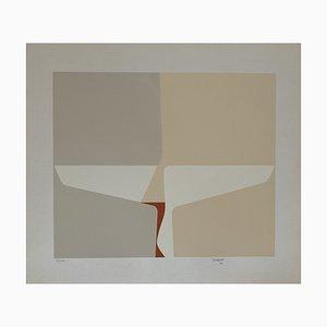 Serigrafia di Arturo Bonfanti, 1972