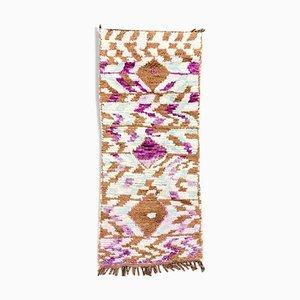 Handgeknüpfter Boubad Teppich aus Wolle