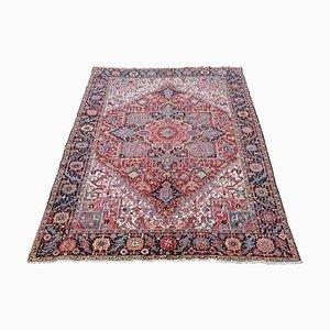 Antique Heriz Carpet, 1910s